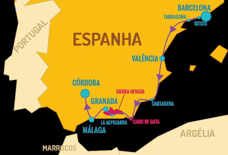 pequenos-monstros-viagem-carro-espanha-mapa